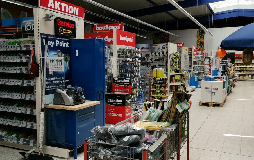 bauSpezi Baumarkt in Treffurt