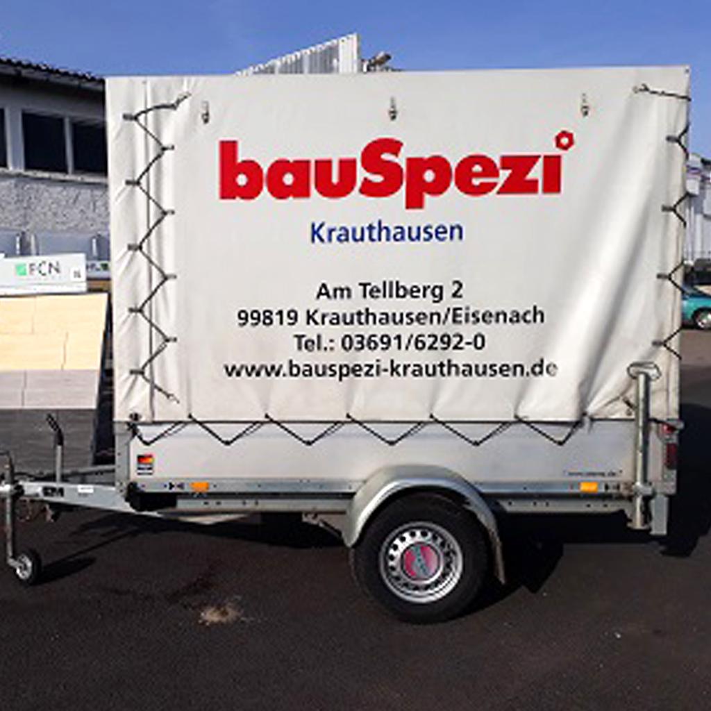 Mietgeräte aus Krauthausen